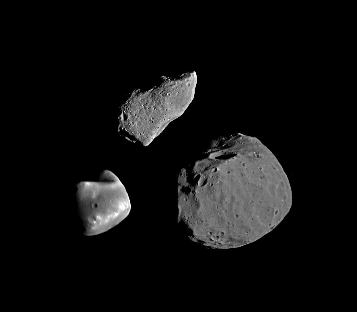 Three asteroids pass within 1 LD on March 23